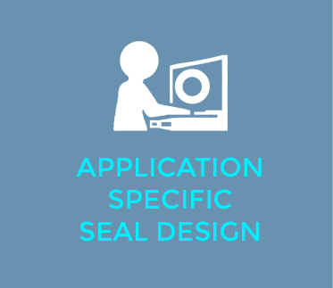 application specific seal design