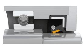 Rotaflon RB-Series rotary seal example