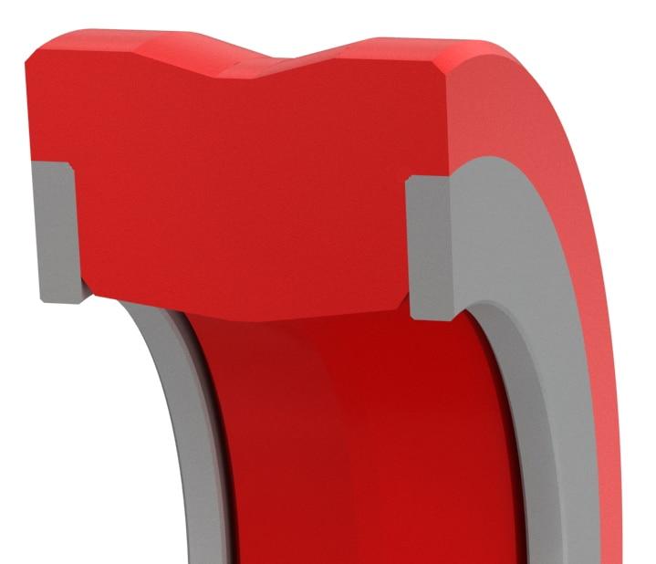 Premium High-Pressure Bi-Directional Rod Seal